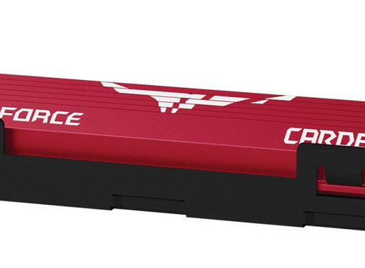 TEAM GROUP INTRODUJO SU RÁPIDA SOLUCIÓN SSD PARA GAMERS CON  T-FORCE CARDEA M.2 SSD