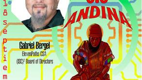 GABRIEL BERGEL, COFUNDADOR Y CEO DE 8.8 LIDERA EL PANEL 8.8 ANDINA