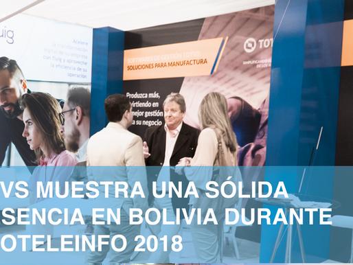 """TOTVS LA 1ER EMPRESA DE ERP EN LATINOAMÉRICA SE FORTALECE EN BOLIVIA"""