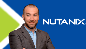NUTANIX TIENE NUEVO DIRECTOR GLOBAL DE CANAL