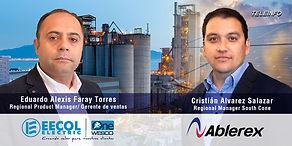 ABLEREX FORTALECE SU ESTRATEGIA AL CANAL A TRAVÉS DE EECOL CHILE