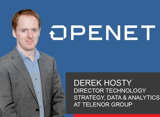 Openet nombra Gerente General de Data Solutions Business para liderar analíticas e inteligencia arti