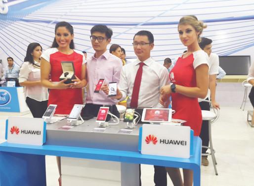 HUAWEI PRESENTE CON LO ÚLTIMO  EN TECNOLOGÍA EN NUEVA GENERACIÓN  DE TERMINALES