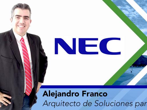NEC ASIGNA UNA PERSONA LOCAL PARA AMPLIAR SUS NEGOCIOS EN BOLIVIA