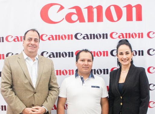 CANON INAUGURA NUEVA TIENDA                     EXCLUSIVA EN SANTA CRUZ