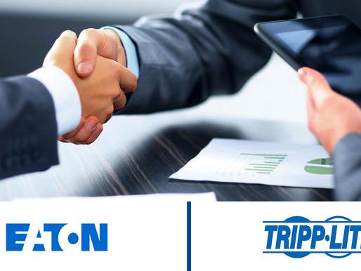 TRIPP LITE SERÁ ADQUIRIDA POR EATON