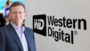 NUEVO CEO EN WESTERN DIGITAL