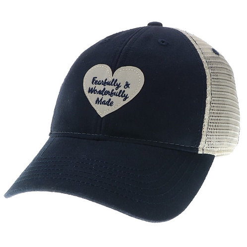 Fearfully & Wonderfully Made Ladies Fit Twill