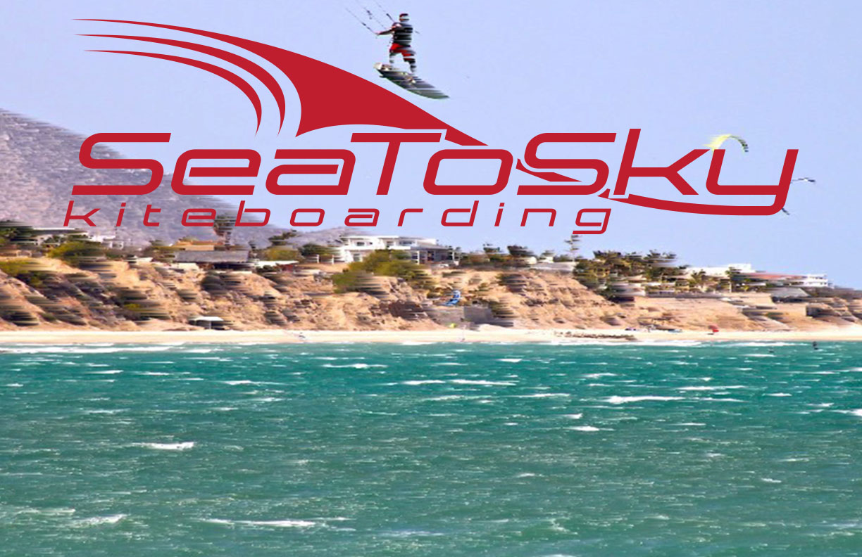 Sea to Sky kiteboarding