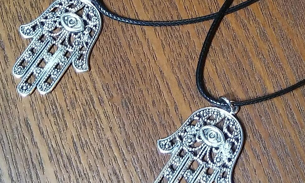 Fatima Hand Necklace