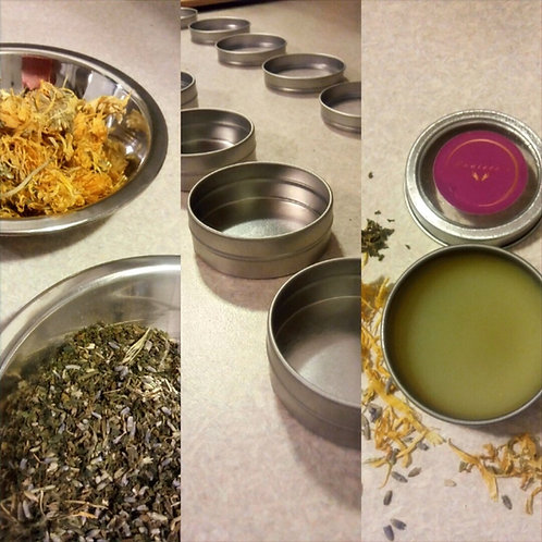 Laniece's All-purpose Healing Salve