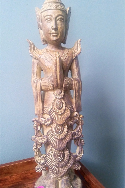 Standing Thai Teppanom Statue
