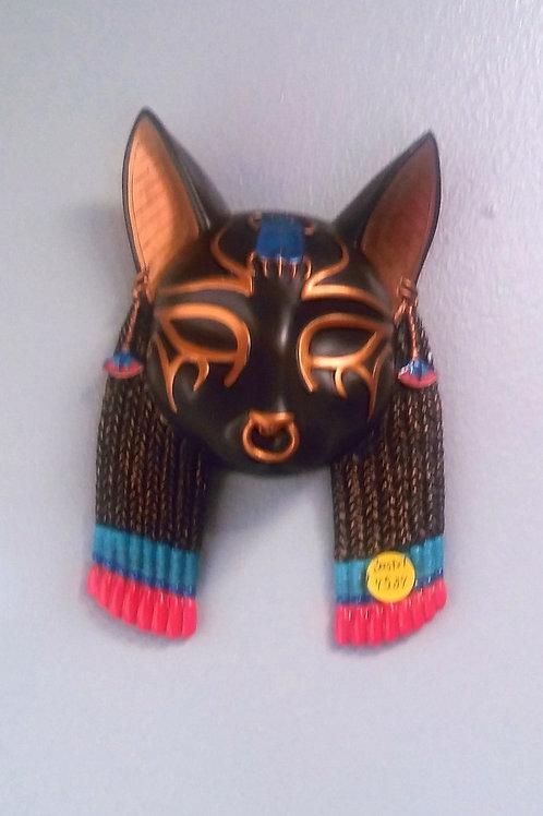 Bastet & Anubis Mask Ancient Egypt