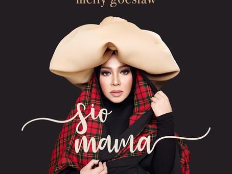 Melly Goeslaw Rilis Ulang Sio Mama, Lagu Ciptaan sang Ayah