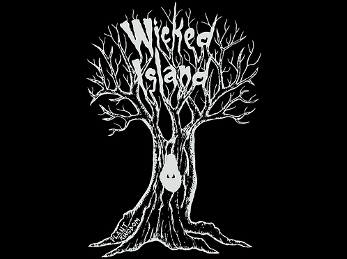 T-Shirt - Wicked Island Tree