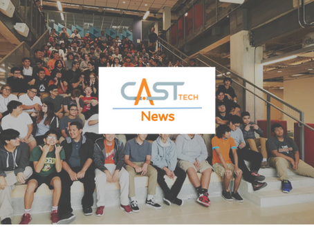 Welcome to Cast Tech News