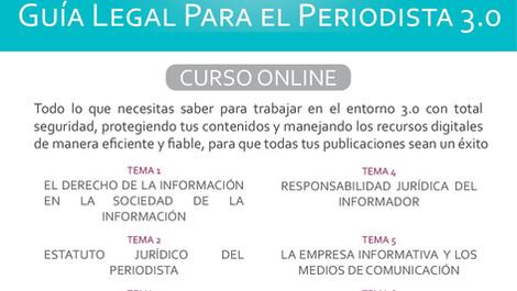 Guía legal para el periodista 3.0