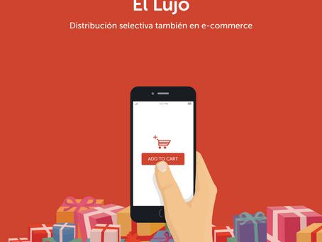 Las firmas de lujo pueden prohibir la venta de sus productos en e-commerce como Amazon o AliExpress