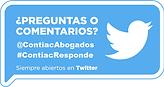 servicio consultas twitter