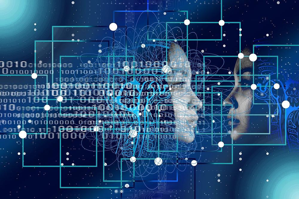 IA, inteligencia artificial, reconocimiento facial, identificación biométrica