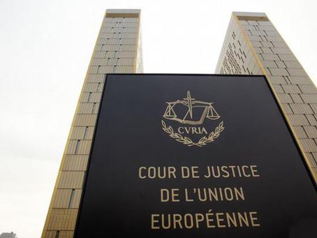 Informe anual 2015 de actividad judicial del Tribunal de Justicia de la Unión Europea