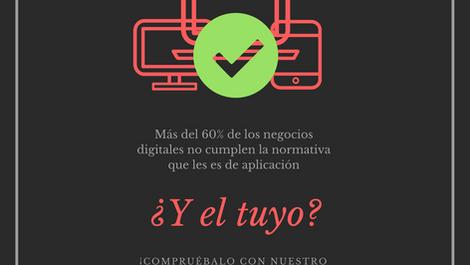 ¿Se adecúa tu negocio online a la legislación? ¡Compruébalo con nuestro test!