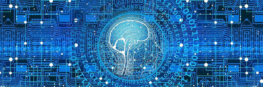 IA, inteligencia artificial, reconocimiento facial, identificación biométrica, robots