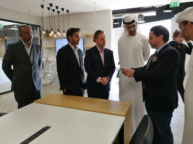 Dubai Future Accelerator Live Pilot