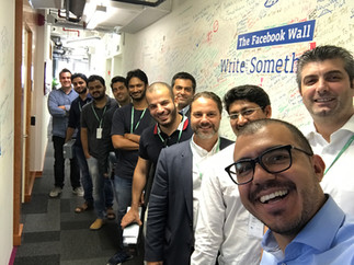 Finalists of the Facebook Messenger ChatBot Middle East and Africa Challenge for Social Goods