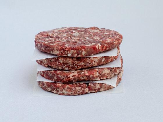 קציצת המבורגר בקר 200 גרם