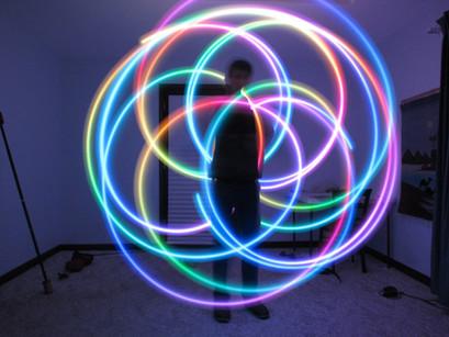 LED Poi