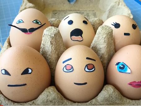 Eggspressions!