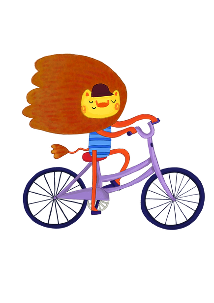 Sky- Lion Bike _ without background.png