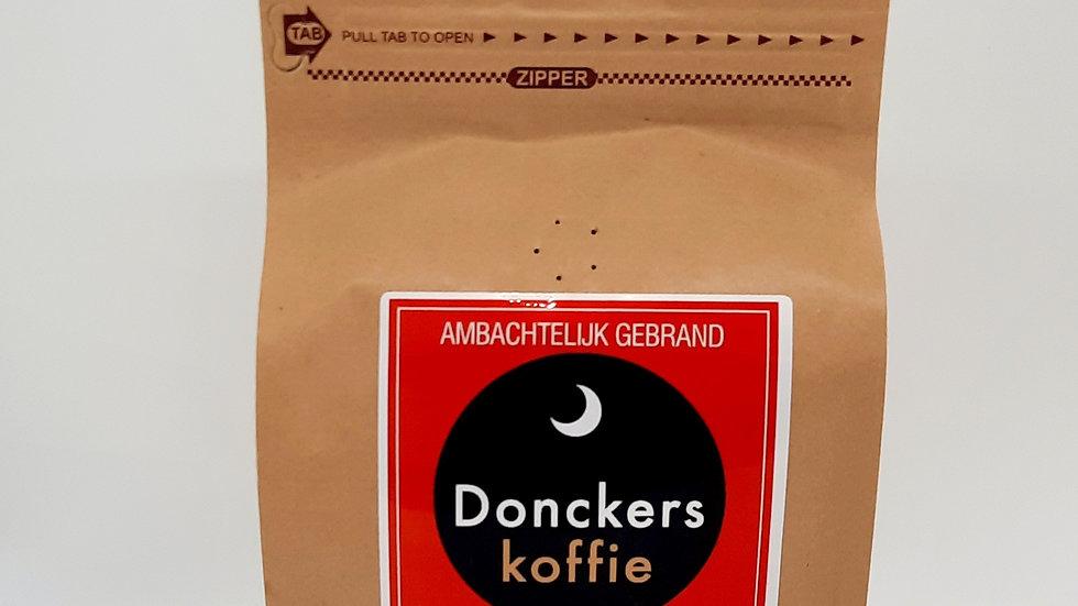 Espresso Sport Donckers Koffie Bonen, verpakking 16 x 500gr.