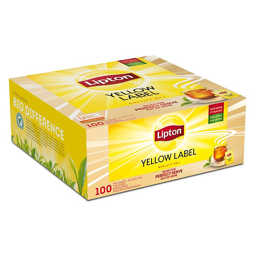 Lipton Yellow label black Thea