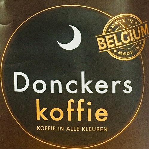 Horecaverpakking Donckers Koffie 100% Arabica Gemalen 6 kg (6 x 1kg)