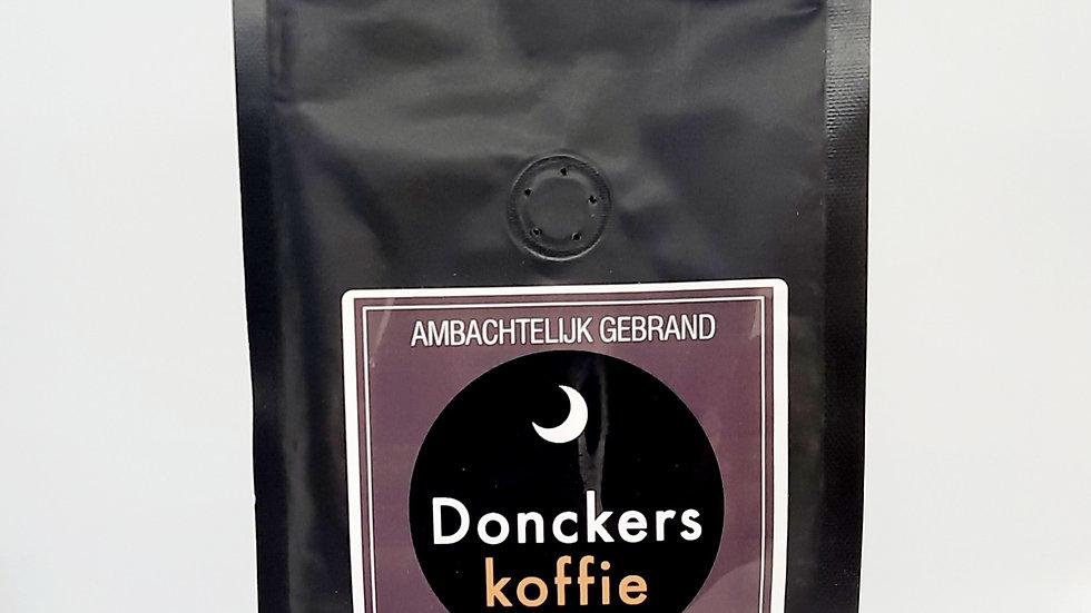Barbosa Gemalen Donckers Koffie, verpakking 4  x 500gr.