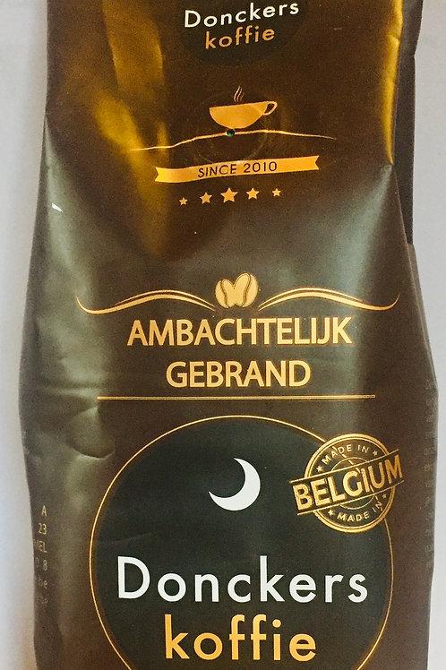 Donckers Koffie 100% Deca Bonen 4 kg (16 x 250gr)