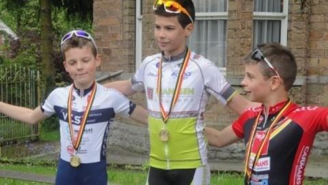 jeugd wielrennen
