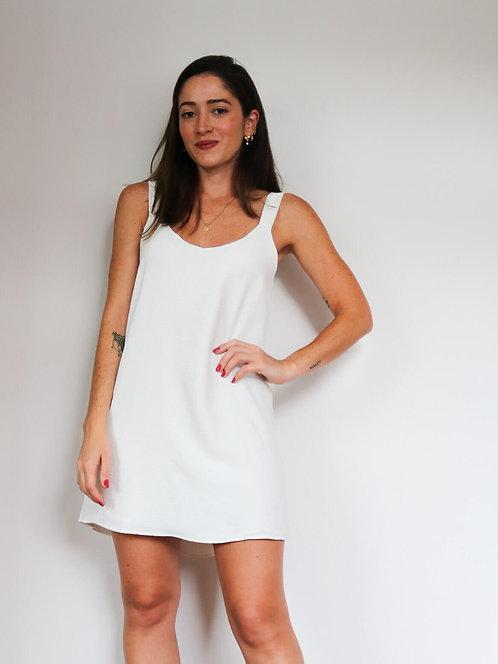 Vestido Karine Off White