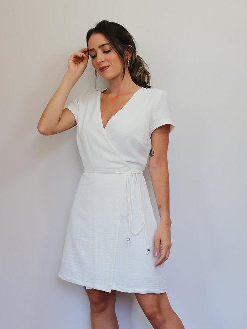Vestido Lola Off White