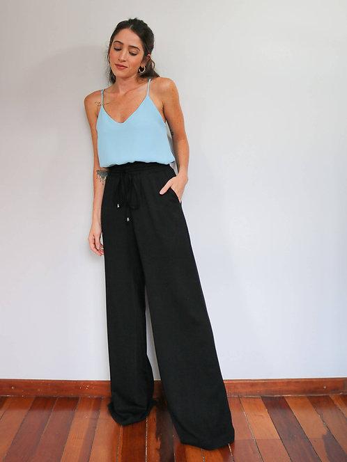 Pantalona Camila Preta