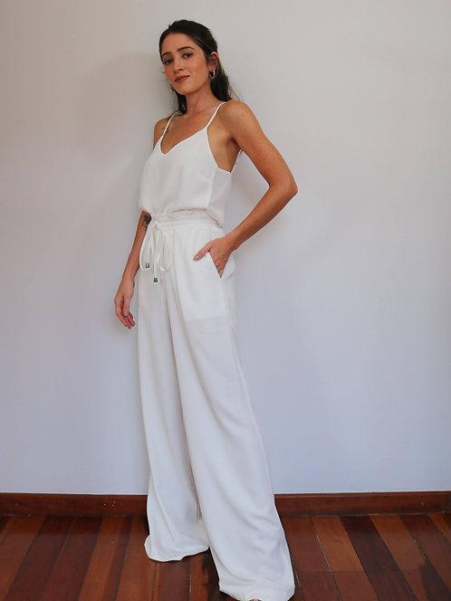 Pantalona Camila Off White