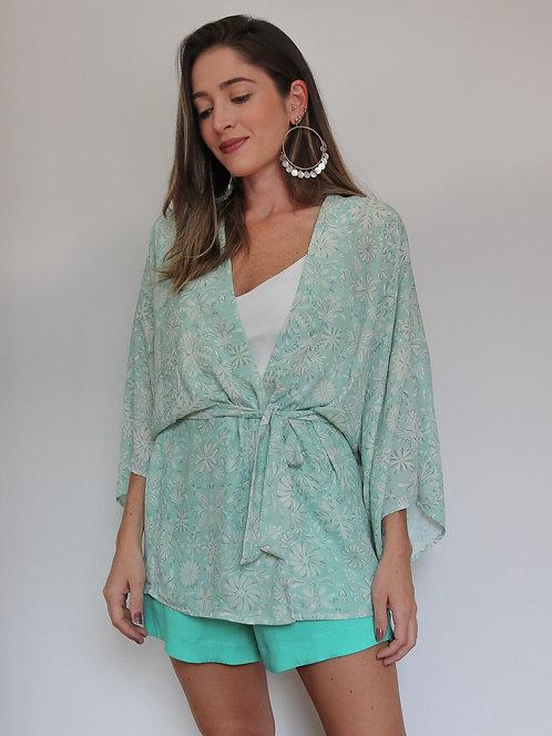 Kimono Guadalajara Verde