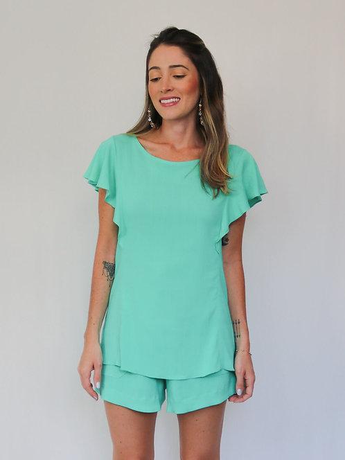 Blusa Frida Verde