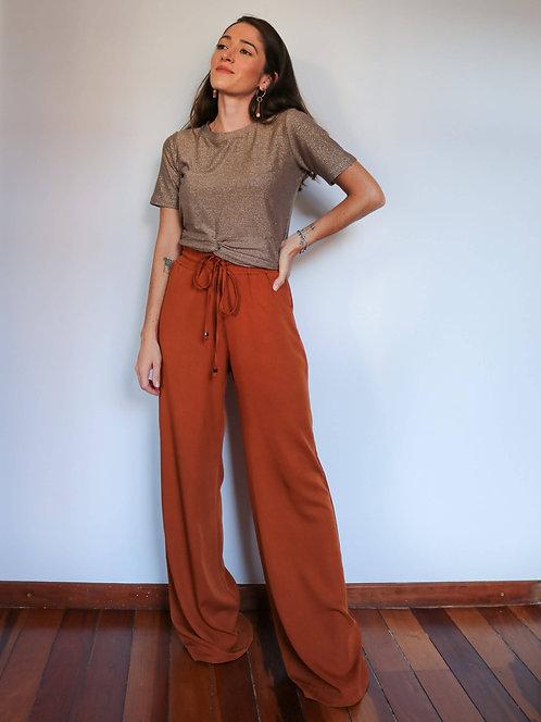 Pantalona Camila Caramelo