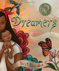 Dreamers Book by Yuyi Morales