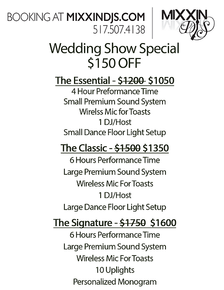 wedding show 2020 pricing detroit.png