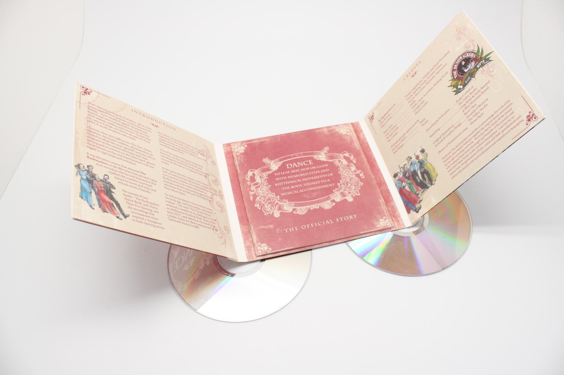 6P CD紙ジャケット