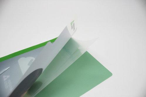 Transparent PP Folder